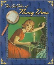RARE--LOST FILES OF NANCY DREW  (HB)