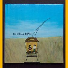 Les contes du hibou LE VIEUX TRAM Kota Taniuchi 1969