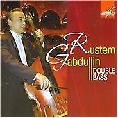 Music For Double Bass (Gabdullin), Bottesini/Koussevitsky, Very Good