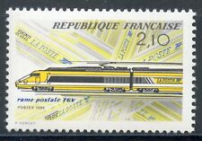 STAMP / TIMBRE FRANCE NEUF N° 2334 ** TGV POSTAL