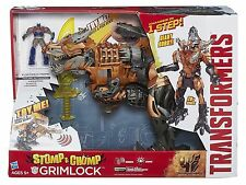 Transformers Age of Extinction Grimlock Stomp and Chomp Action Figure