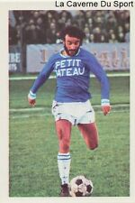 N°271 RACHID NATOURI # ALGERIE TROYES.AF STICKER AGEDUCATIF FOOTBALL MATCH 1973