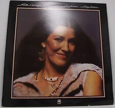"RITA COOLIDGE : ANYTIME ANYWHERE Vinyl LP Album 33rpm 12"" with Insert VG"