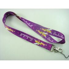 Tinkerbell Neck Lanyard Strap Cell Mobile Phone ID Card Keychain Keys + GIFT