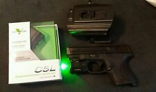 Viridian S&W M&P 9c & 40c C5L Green Laser Sight and Lumen Light w/TacLoc Holster
