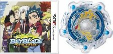 NEW! Beyblade Burst Very rare not for sale bay Amaterios Platinum Ver. 3DS Japan