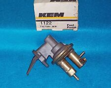 1974 1975 Ford Mercury 4 140 KEM Mechanical Fuel Pump 1122