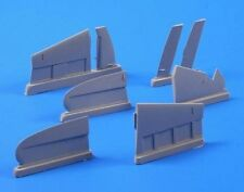Czech Master 1/72 Westland Wyvern S.4 Control Surfaces Set for Trumpeter # 7169