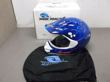 "Answer ""Nova WMX"" XSmall Blue Off Road Helmet-$79 NEW!"