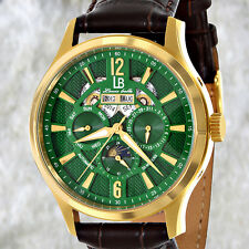Louis Bolle Alexander Automatic Multi-Function Mens Watch/Retails At $2,895.00