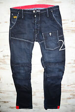 G-STAR RAW ODEON VINTAGE 5620 TAPERED JEANS W34 L36 34/36 50323.2511.002 RARE!!