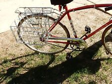 CHROME FUJI CAMBRIDGE III BICYCLE CHAIN GUARD GOOD CONTITION