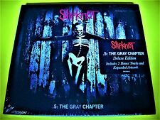 SLIPKNOT - .5: THE GRAY CHAPTER DELUXE EDITION + 2 BONUS TRACKS  |  111austria