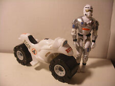 GI joe 1997 Lanard The CORPS S.T.A.R.Force Star Space MOTO Cycle BIKLE