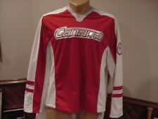 GORGEOUS 2010 Team Canada Olympic Hockey Adult Sm-Md SEWN ON Jersey, VERY NICE!!