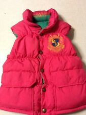 Ralph Lauren Girls Reversible Puffer Gillet/Body Warmer Size S (7 Years Old)
