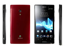 Original Sony Xperia ion LT28H 16GB RED (Unlocked) Smartphone,12MP,3G,GSM,4.55""