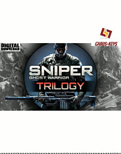 Sniper Ghost Warrior Trilogy Steam PC Game key descarga global envío rápido []