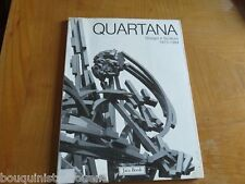 Quartana Disegni sculpture dessin 1973 1984 Jaca Book Balzarotti art contemp