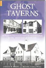 Ghost Taverns Illustrated Gazetteer of Haunted Pubs in the North East of England