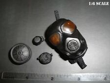 Soldier Story 1/6 Scale FBI CIRG M45 Gas Mask + VPU SS-062