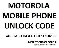 Motorola Unlock Code for Motorola Defy Pro XT560 Locked to Rogers/Fido Canada