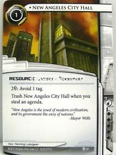 Android Netrunner lunaires - 1x New Angeles City Hall #091 - Cyber était runner Draft