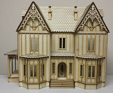 Kristiana Tudor 1:24 scale dollhouse Kit