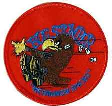 "ALIENS Movie Bug Stomper-We Endanger Species  3.5""  Uniform Patch (ALPA-WES)"