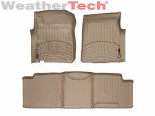 WeatherTech® Floor Mats FloorLiner for Ford F-150 Ext. Cab - 2000-2003 - Tan