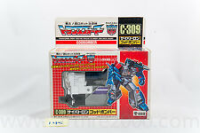 Transformers G1 Godbomber MIB Unused C-309 Japanese Takara RARE God Ginrai