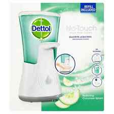 Dettol ANTIBATTERICO NO TOUCH handwash DISPENSER