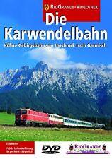 DVD Die Karwendelbahn Rio Grande