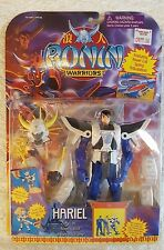 Ronin Warriors - Hariel Action Figure - 1999 Playmates Toys - SEALED