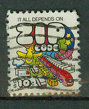 Briefmarken USA 1974 Posttransport Mi.Nr.1129