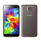 "Unlocked 5.1"" Black Samsung Galaxy S5 4G LTE Android GSM Smartphone 16GB HA DHL"