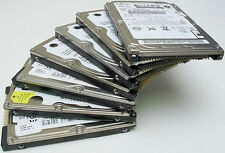 "Lot of 10 pcs 30GB IDE 2.5"" laptop hard drives"
