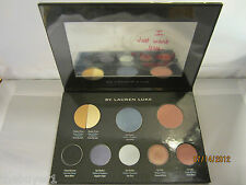 New Lauren Luke MY SULTRY BLUES Complete Makeup Kit Set - New