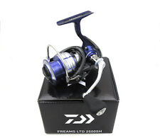 NEW IN BOX DAIWA FREAMS 2500SH LIMITED EDITION MAG SEAL SPINNING REEL