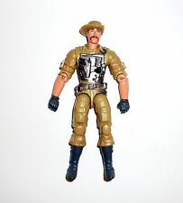GI JOE RECONDO Action Figure Desert Coyote Driver COMPLETE 3 3/4 C9+ v5 2005