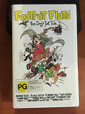 FOOTROT FLATS - THE DOG'S TAIL TALE - VHS