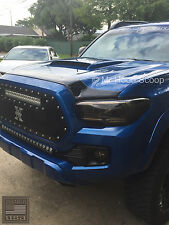 Toyota Tacoma Hood Scoop Kit HS009 By MRHoodScoop UNPAINTED