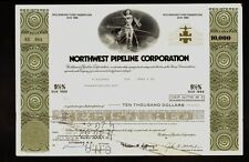 Northwest Pipeline Corporation ( now Williams Salt Lake City Ut ) - Oil / Pipe L