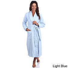 Soho Cotton Spa Bath Robe small size light Blue