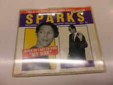 """Cd   Sparks  – When Do I Get To Sing """"My Way"""""""