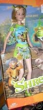 BARBIE DRESSED IN SHREK OUTFIT MINT IN BOX