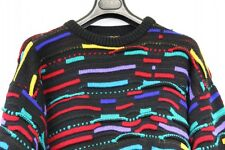 RARE Authentic Vintage 90's COOGI Knit Sweater S M L Cosby 90s Hip Hop