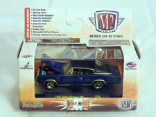 M2 Machines - 1:64 scale - 1966 DODGE CHARGER 383 - CHASE - Mint in Box