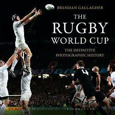 RUGBY WORLD CUP - NEW HARDCOVER BOOK