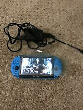 Sony Ps-Vita Slim Blue PCH2001 8GB (6 downloadable games)